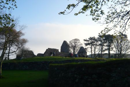 St Blane's Chapel