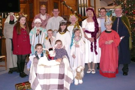 United Church of Bute, Christmas 2014