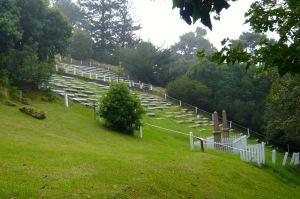 Boer War Prisoners Cemetery, St Helena