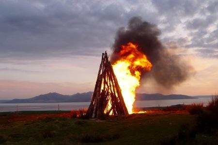 Queen's Bonfire  - 25