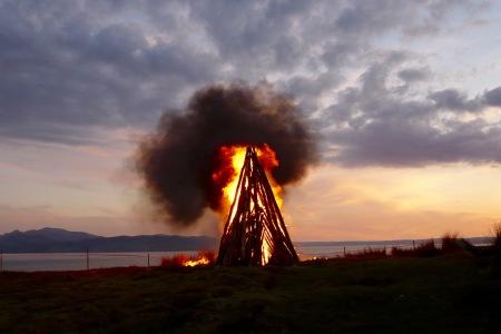 Queen's Bonfire  - 29
